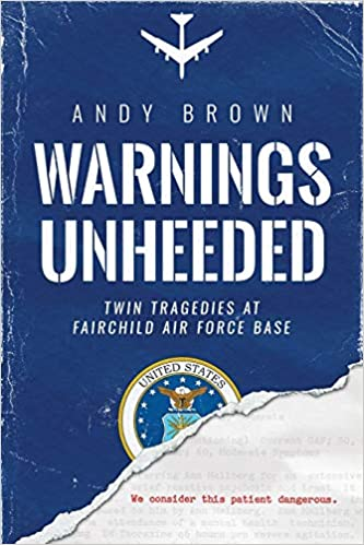 """Cover of book """"Warnings Unheeded"""""""