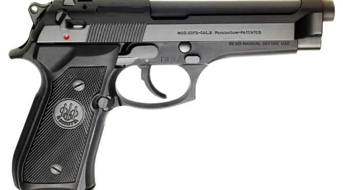 092 The Beretta 92