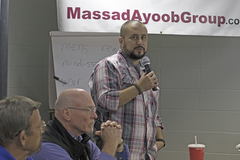Massad Ayoob, Don Weat and George Zimmerman