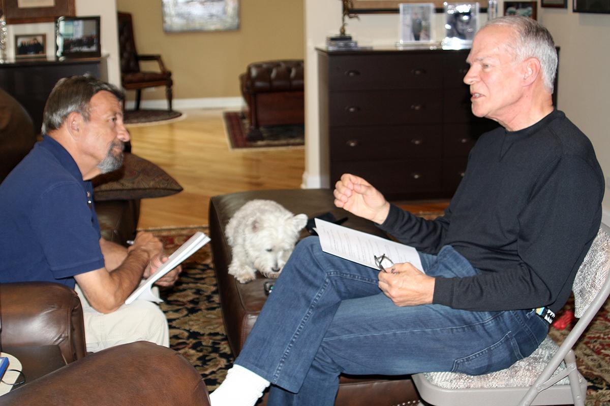 Massad Ayoob interviews Denny Anderson