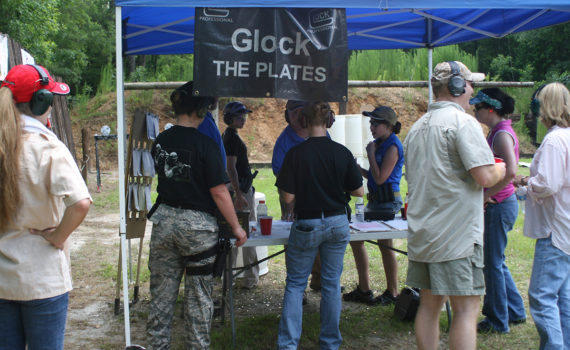 Glock Girls Match 2011