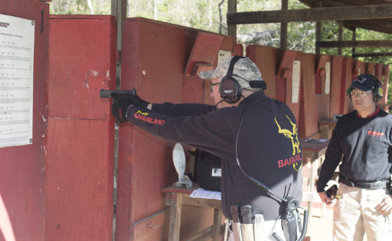 Bill Rogers of Rogers Shooting School