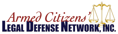 Armed Citizen's Legal Defense Network Logo