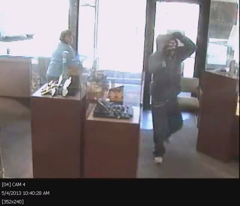 Bonaci Jewelry Store Attempted Robbery