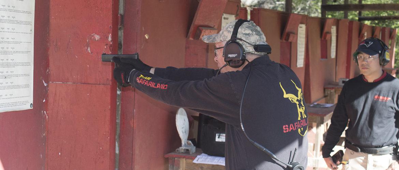 Bill Rogers of Rogers Shooting School